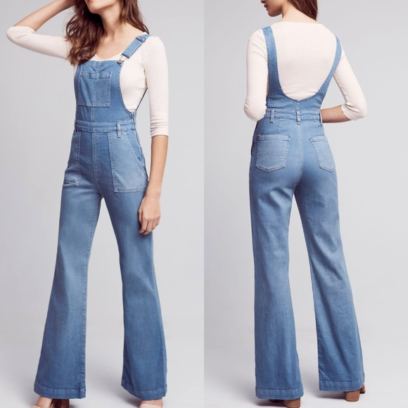 cee223a33b33 NEW AG Adriano Goldschmied Lolita overalls flare